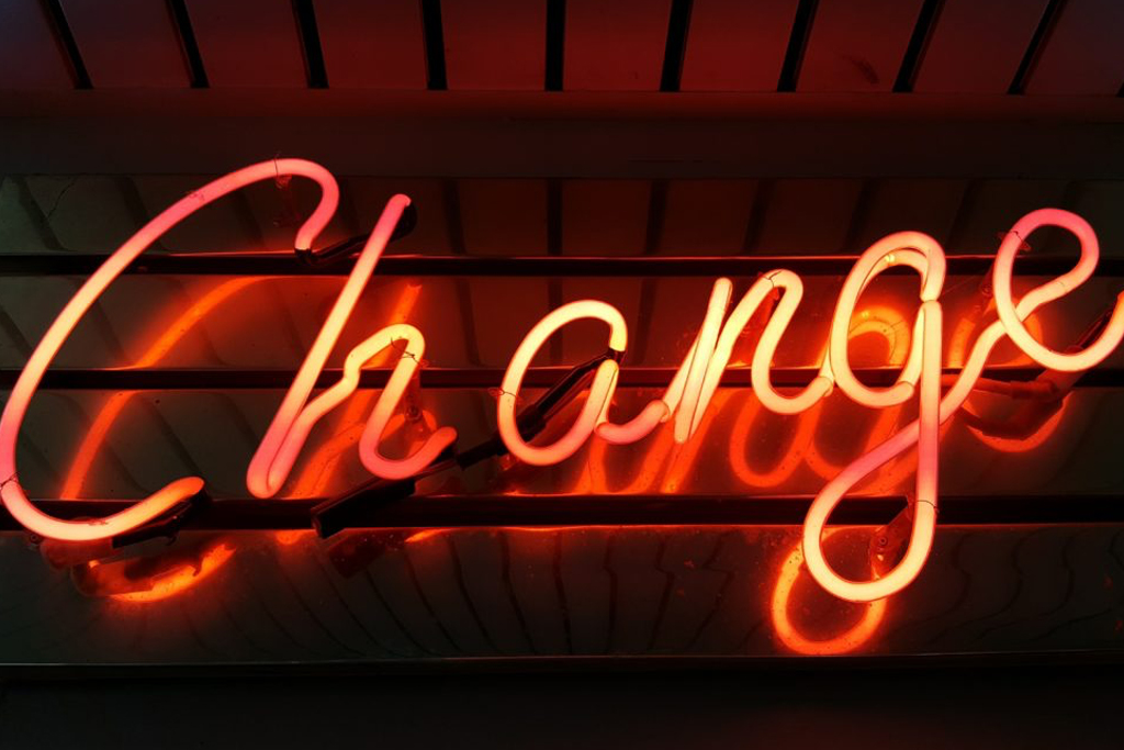 Change - Becoming a Professional Organizer