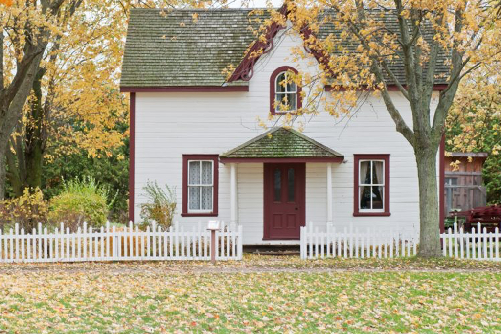 Cute small house - Your home is a living entity.