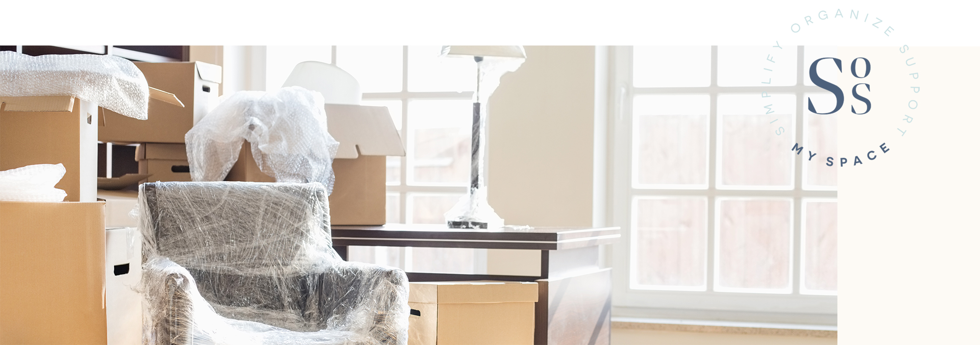 Professional Organizer for Packing, Downsizing & Moving