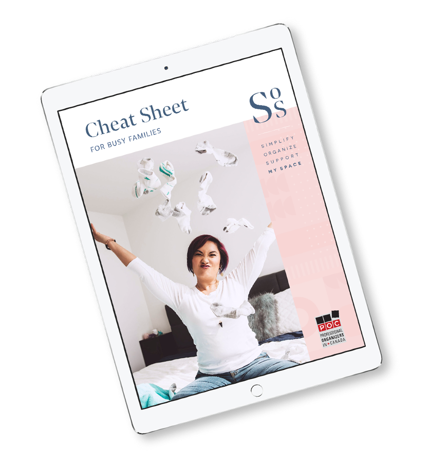 Download my Cheat Sheet for Busy Families